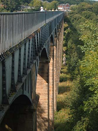Pontcysyllte Acqueduct
